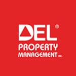 del property management logo