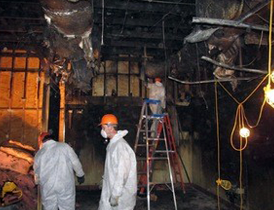 Fire and Smoke Damage Restoration Process Toronto