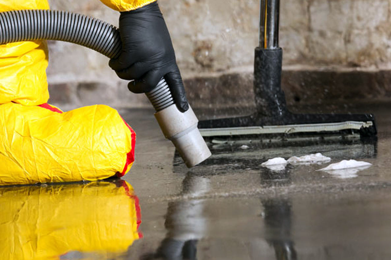 Sewage Damage Clean Up Richmond Hill