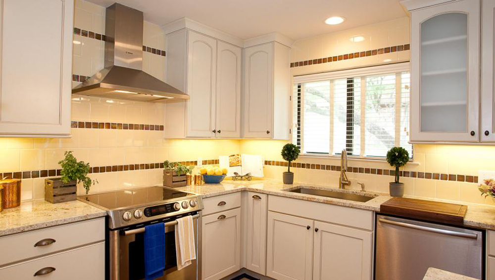 After kitchen renovation Toronto